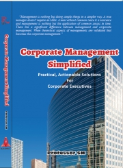 Corporate Management Simplified